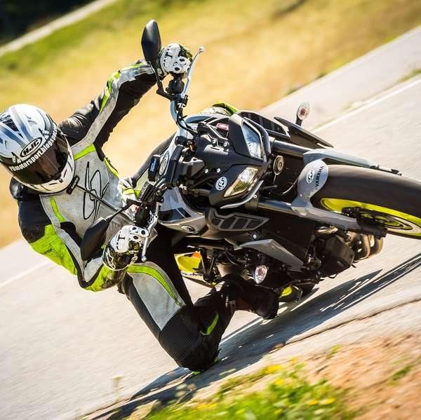 Platz 17: 180x Yamaha MT-09
