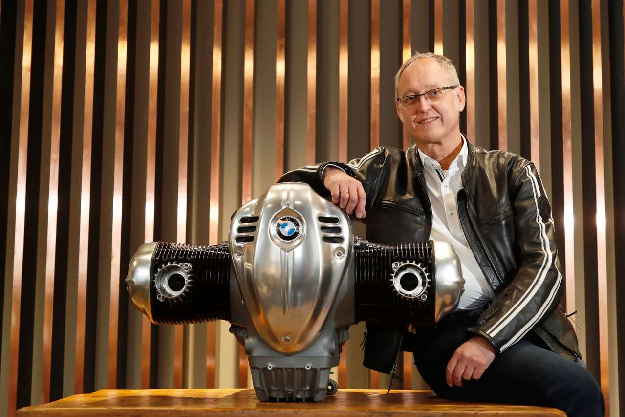 Joseph Miritsch, Head of aircooled Boxer line bei BMW