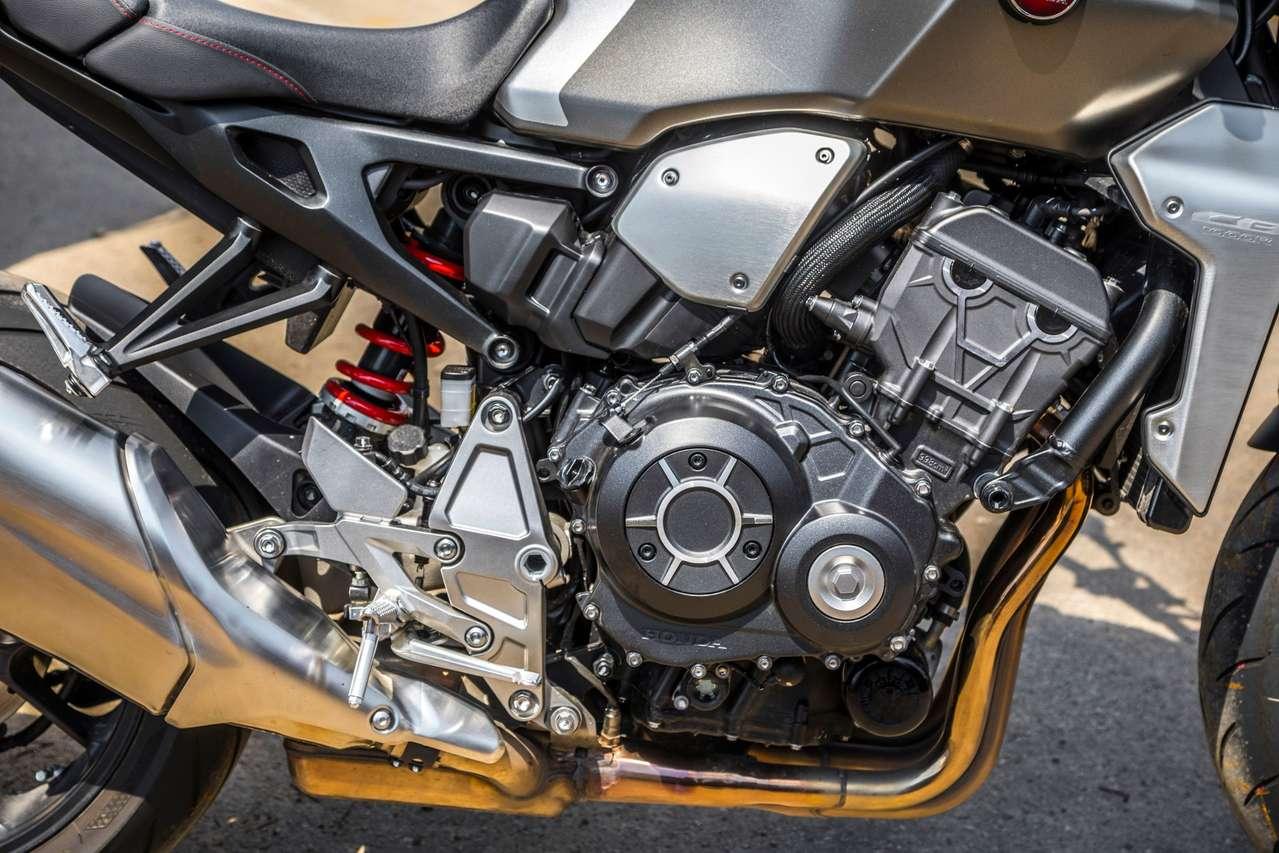 Höchste Nutzerfreundlichkeit: Honda CB1000R