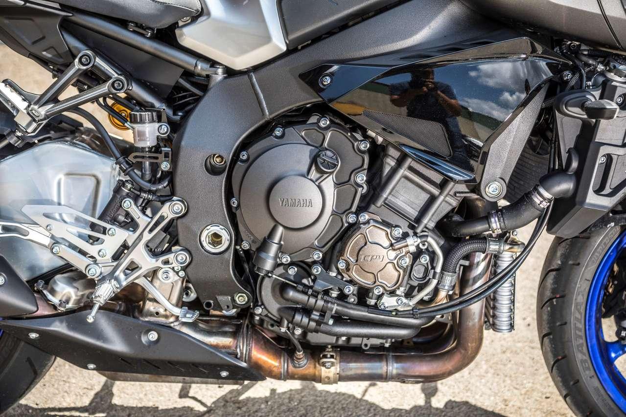 Die stärkste: Yamaha MT-10