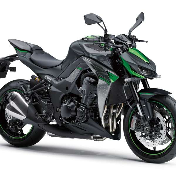 Kawasaki Z1000R-Edition 2020