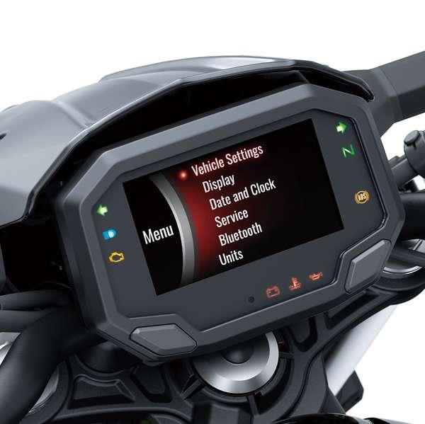 TFT-Display wie auf der Z900