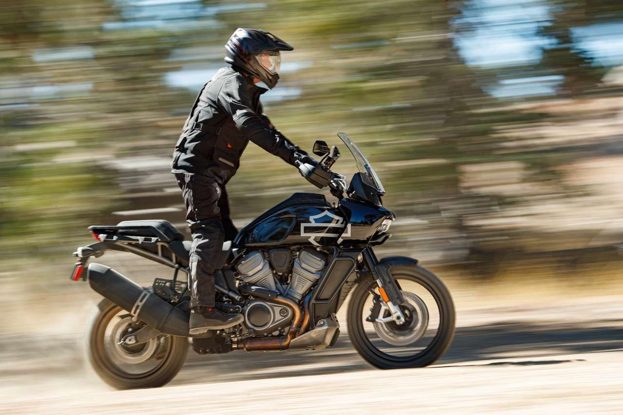 Verlor zwei Plätze im Ranking: Harley-Davidson.