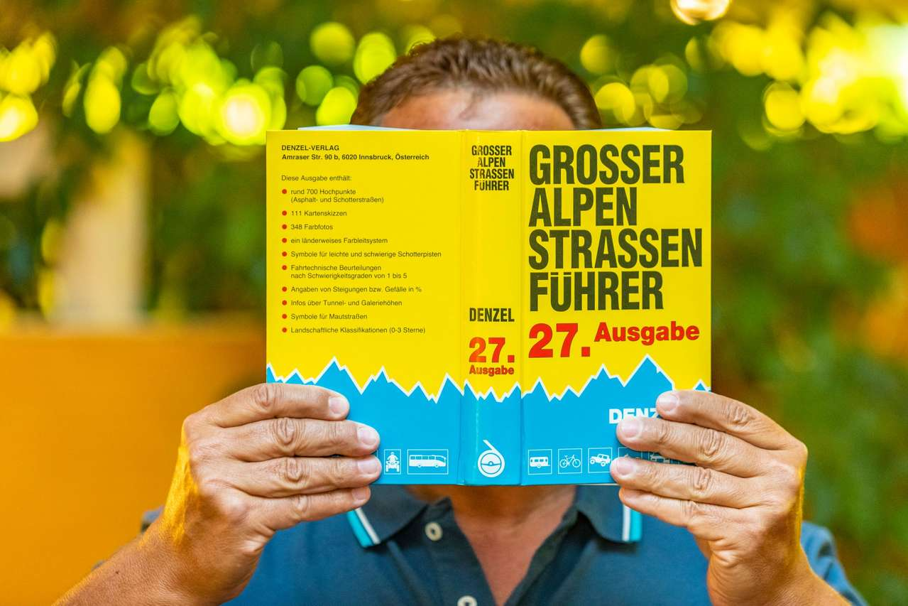 Harald Denzel, fotografiert vom MM-Reiseexperten Alexander Seger