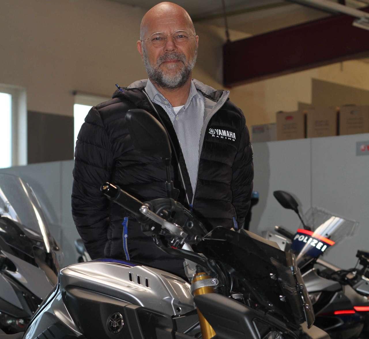 Richard de Jongh, Yamaha Austria