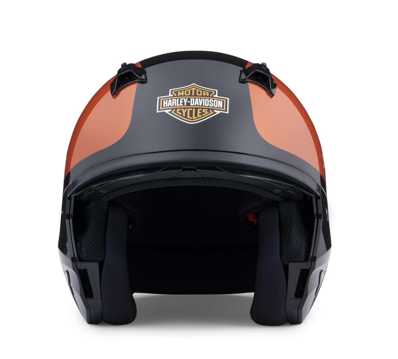 Sport Glide Helm offen