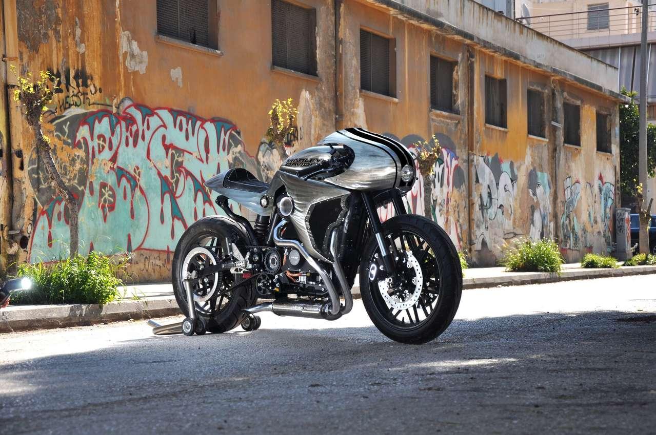 "Harley-Davidson Athena ""Gryps"""