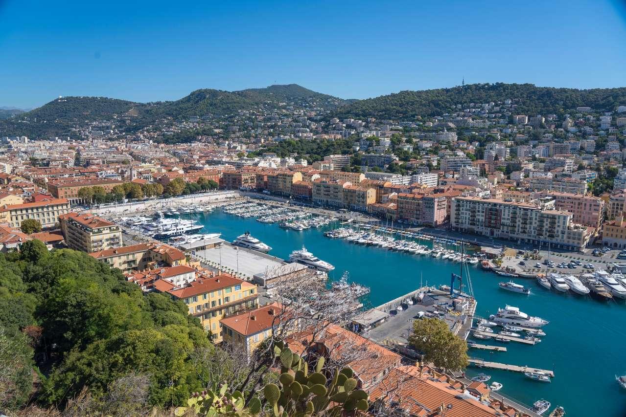 Der alte Hafen von Nizza