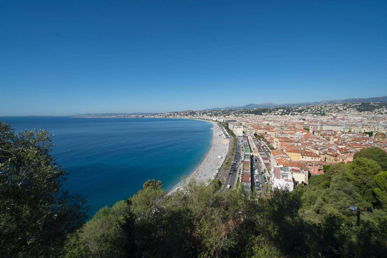 Nizza: Die legendäre Promenade des Anglais