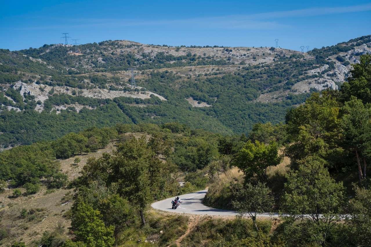 Am Weg nach Cipières