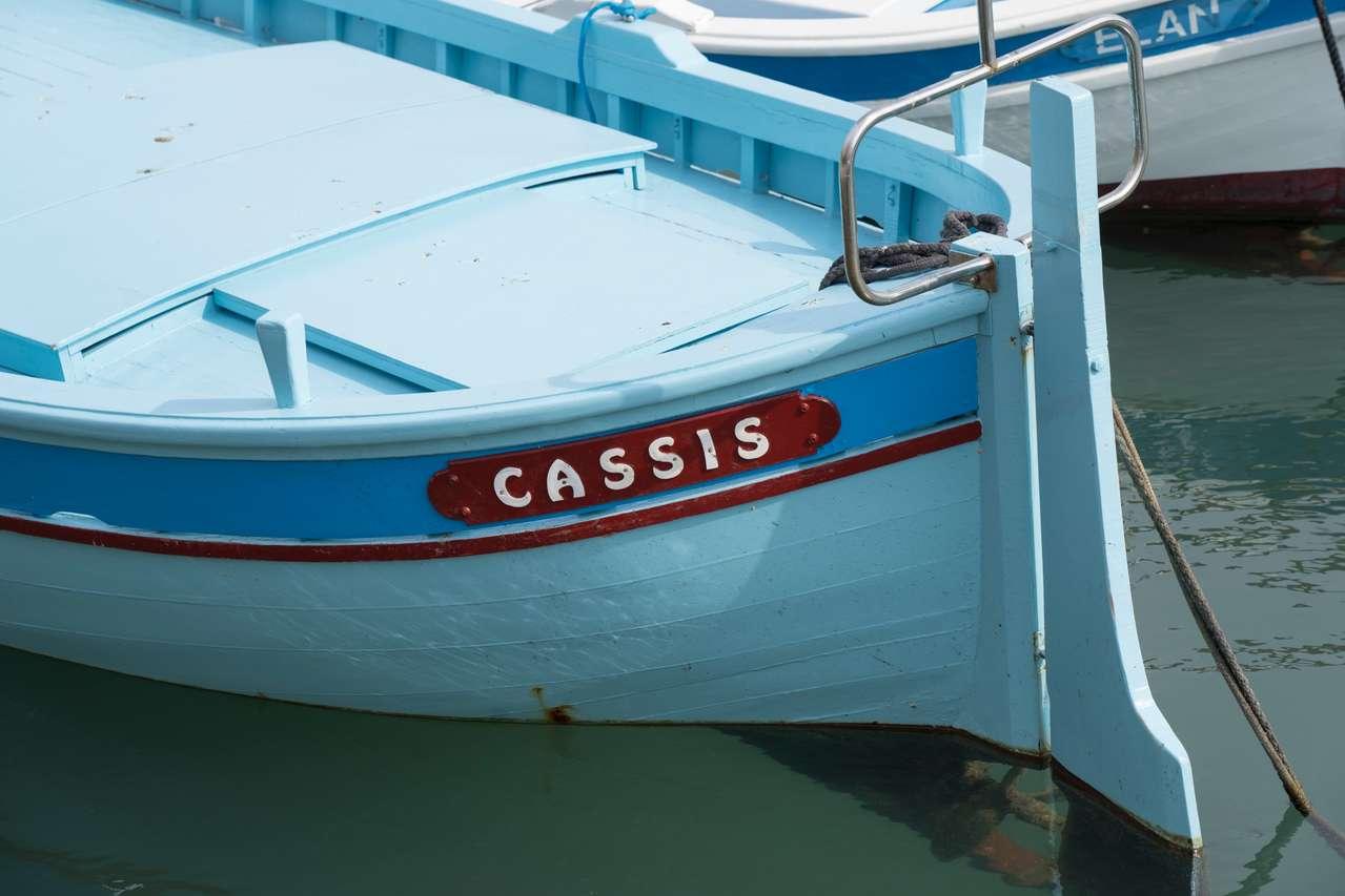 """Im """"Yachthafen"""" von Cassis"""