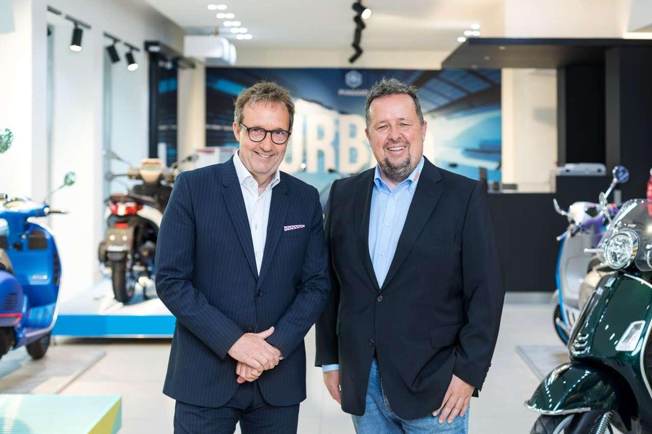 Josef und Peter Faber