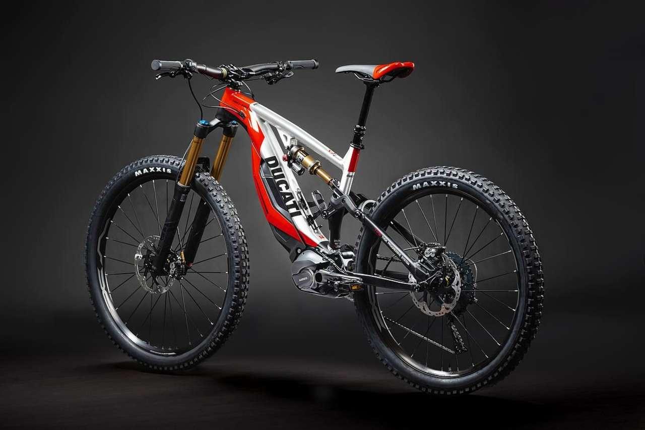 Für sportlichen Enduro-Einsatz: Ducati MIG-RR