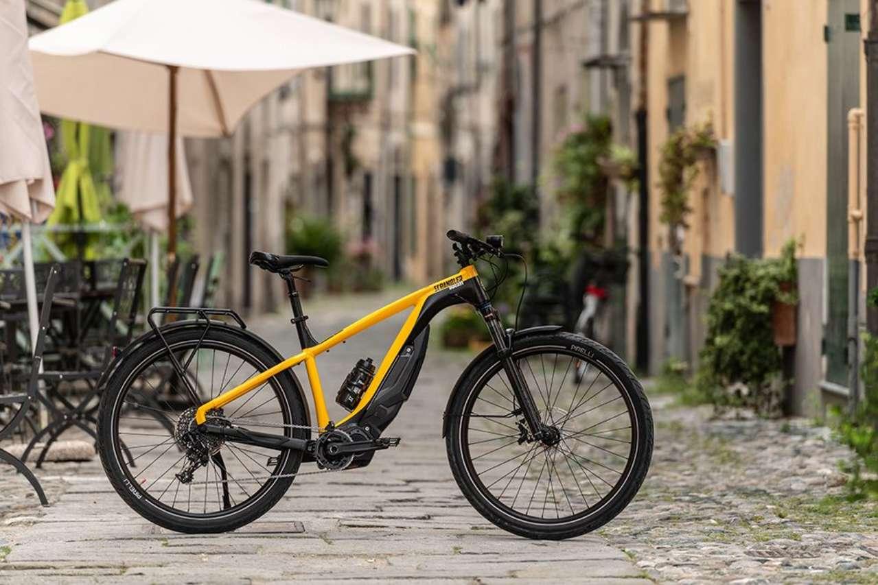 Für City und Touren: Ducati e-Scrambler