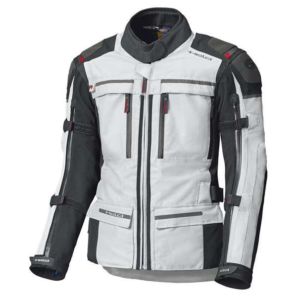 Held eVest – kompatibel mit vielen Jacken des Herstellers, etwa der Atacama (Foto © Held).
