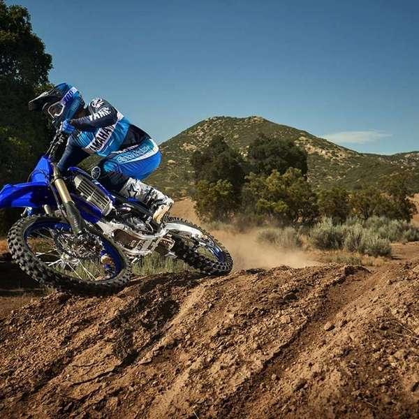 Yamaha Motocross 2021