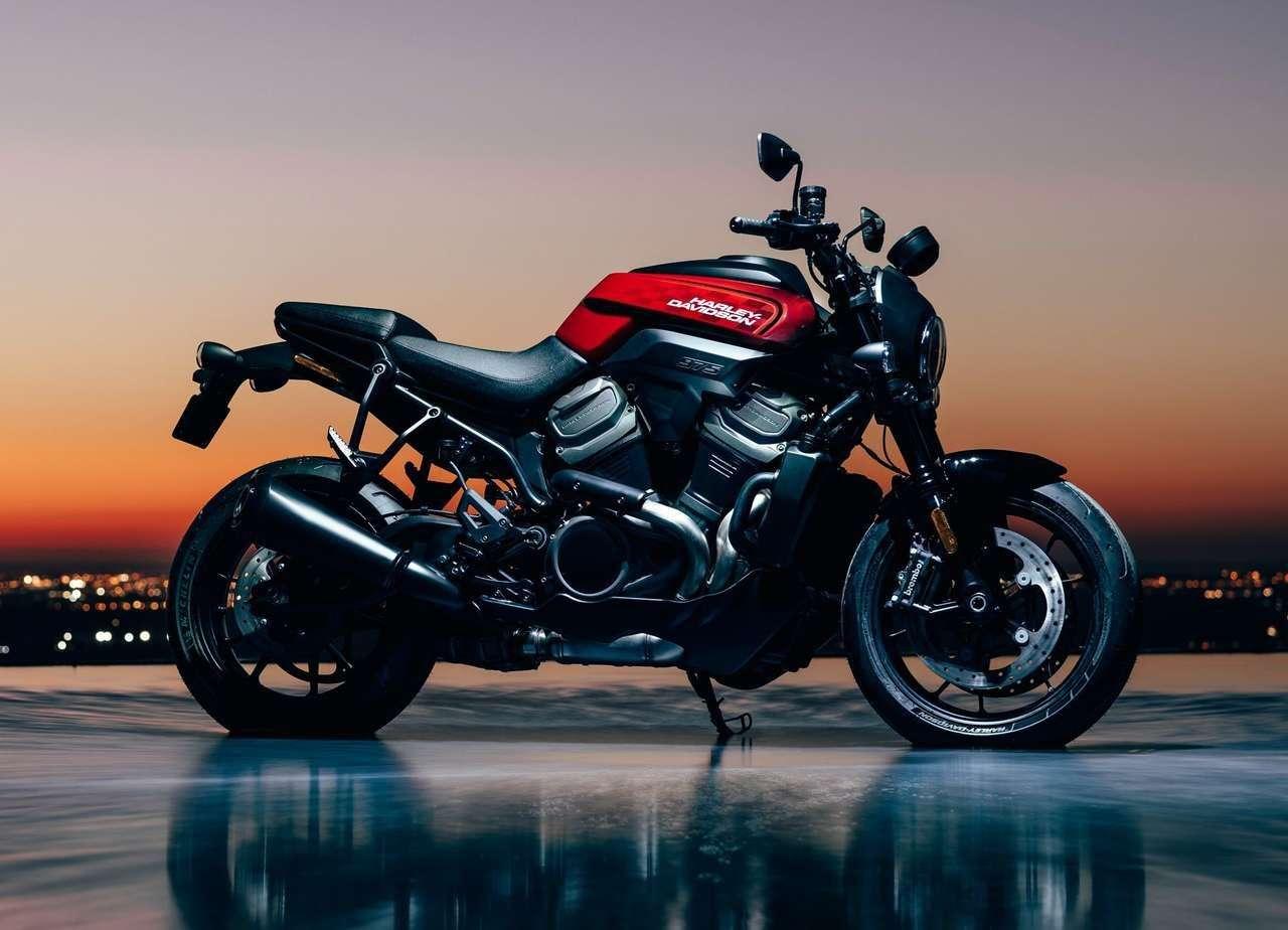 Harley-Davidson Bronx 2021