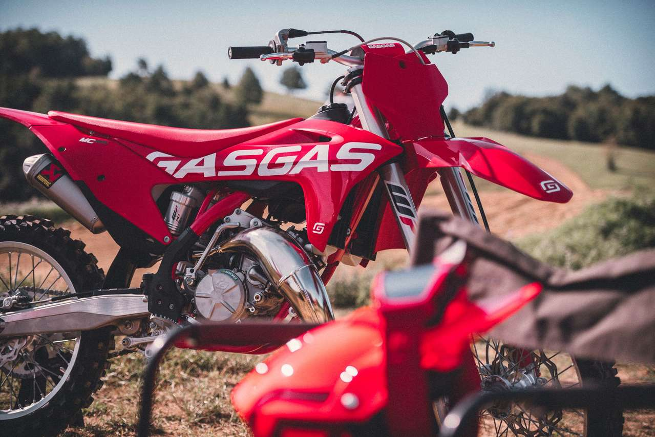 GasGas MC 125