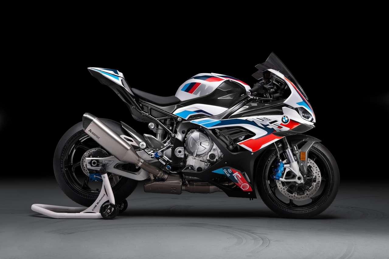 Bmw M 1000 Rr Superbike Basis
