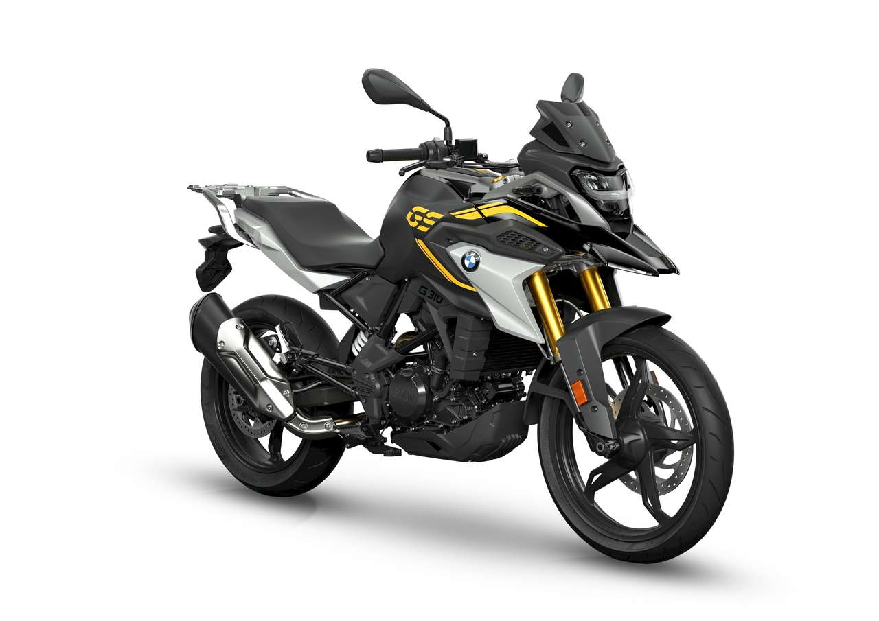 BMW G 310 GS Edition 40 Years GS