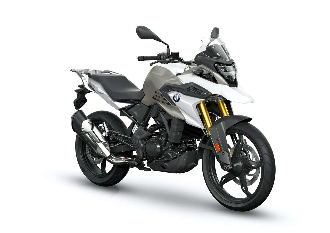 BMW G 310 GS Basismodell 2021
