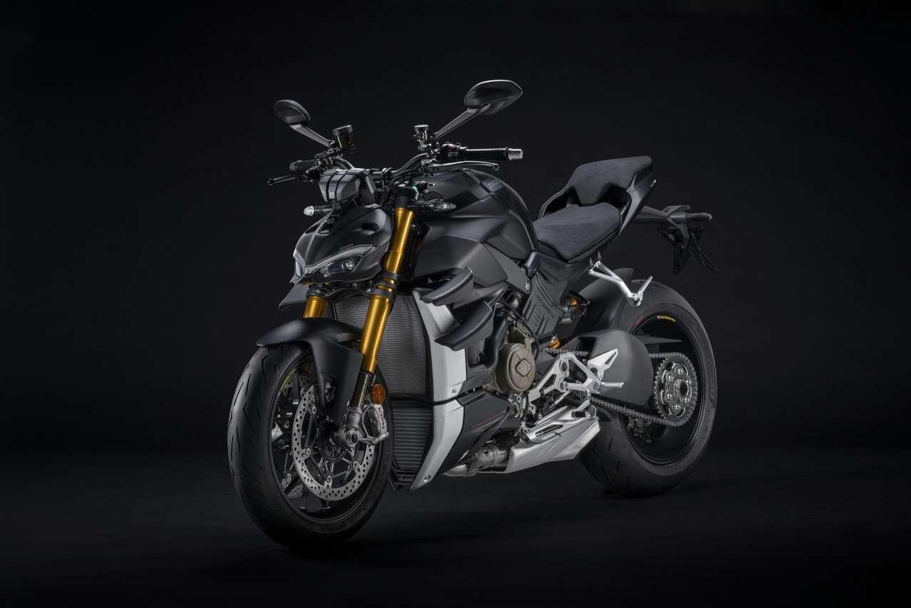 Ducati Streetfighter V4 S 2021 Dark Stealth