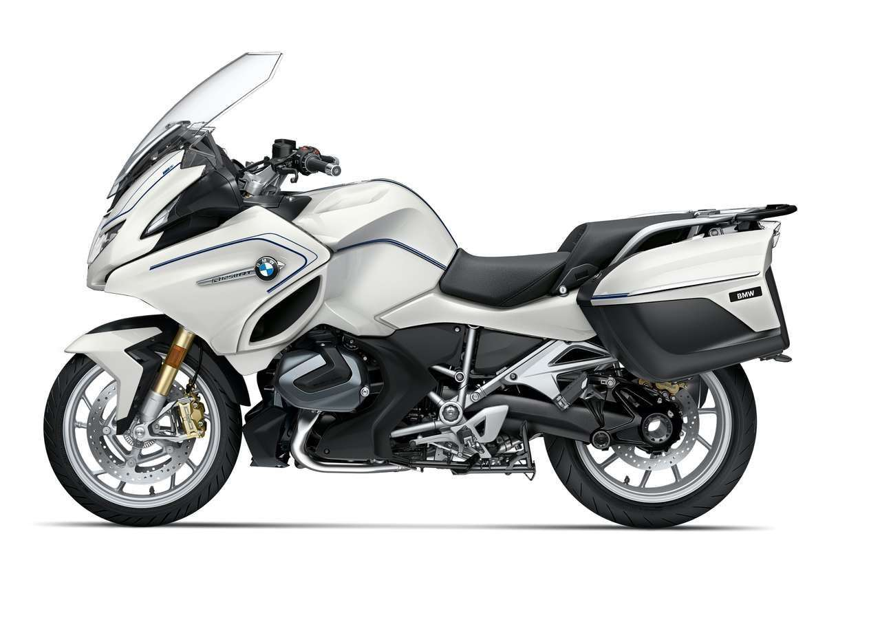 BMW R 1250 RT 2021 in Option 719 Lackierung