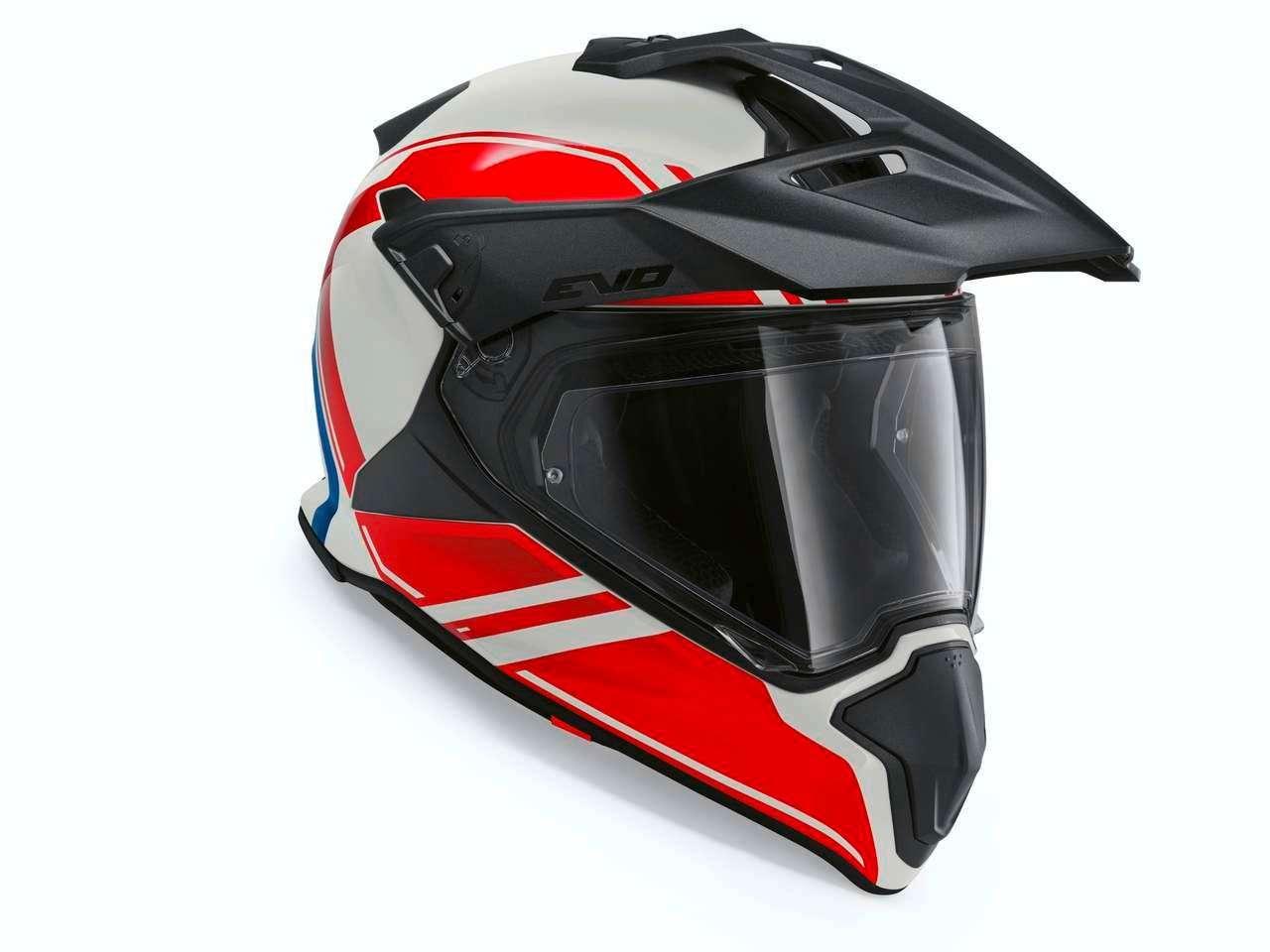 BMW Motorrad Fahrerausstattung 2021 - Adventurehelm GS Carbon Evo