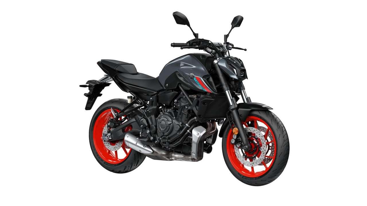 Yamaha MT-07 2021 - Storm Fluo
