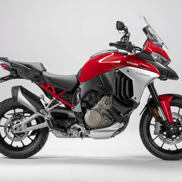 Ducati Multistrada V4 - umfangreiches Elektronikpaket