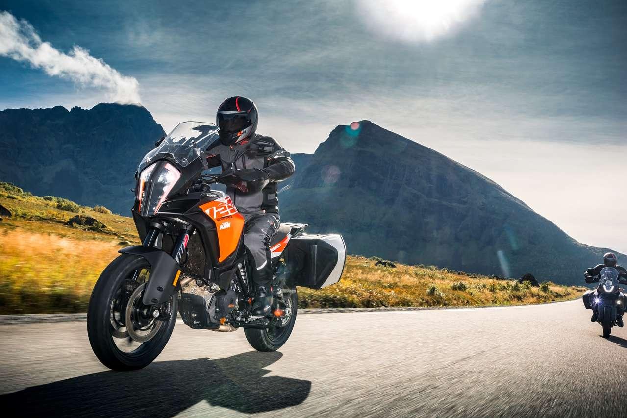 Auch 2020 unangefochten die beliebteste Motorradmarke in Österreich: KTM