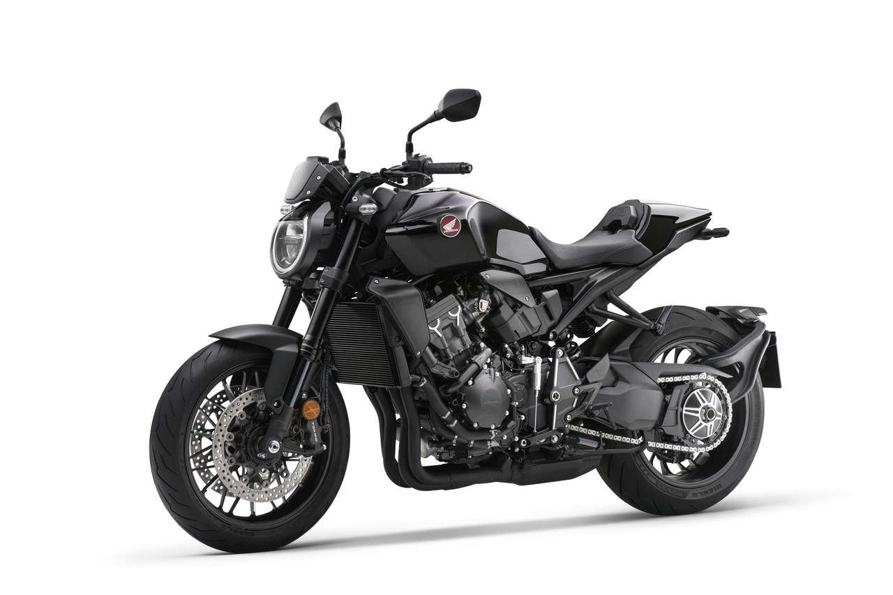 "Honda CB1000R 2021 ""Black Edition"""