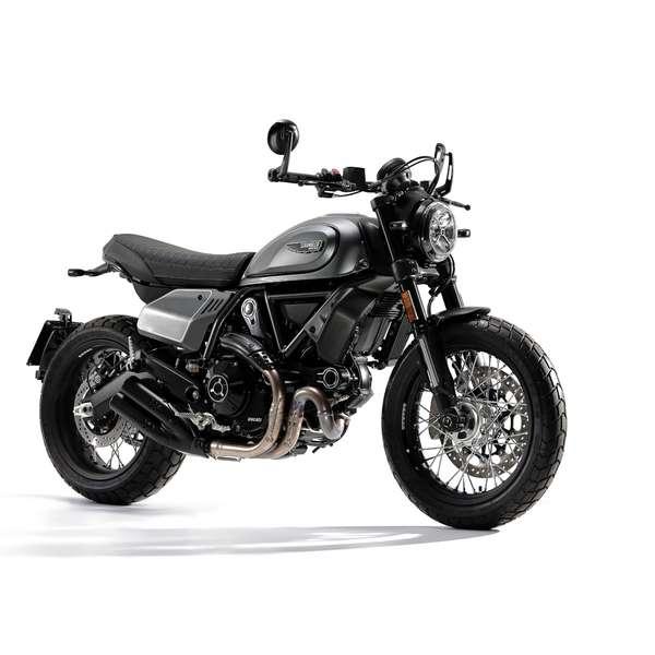 Ducati Scrambler Nightshift