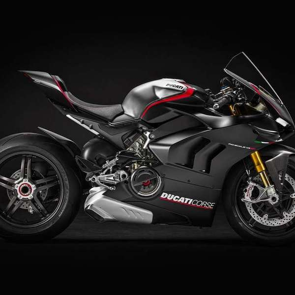 Ducati Panigale V4 SP - 214 PS, 193 kg