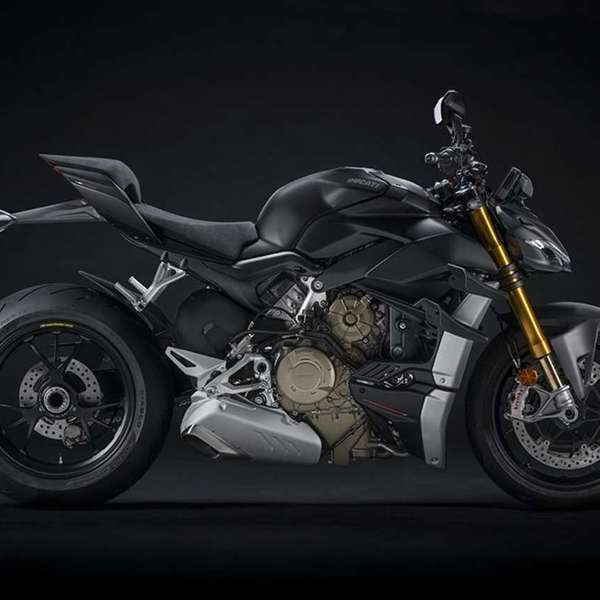 Ducati Streetfighter V4 - 208 PS, 201 kg