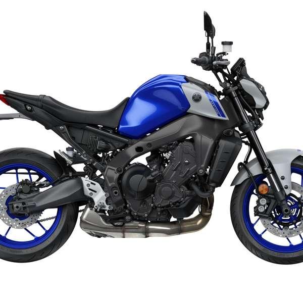 Yamaha MT-09 2021 Icon Blue