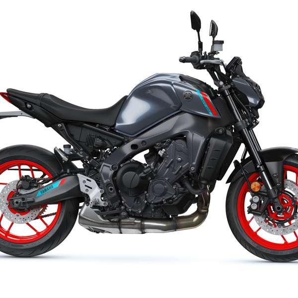 Yamaha MT-09 2021 Storm Fluo