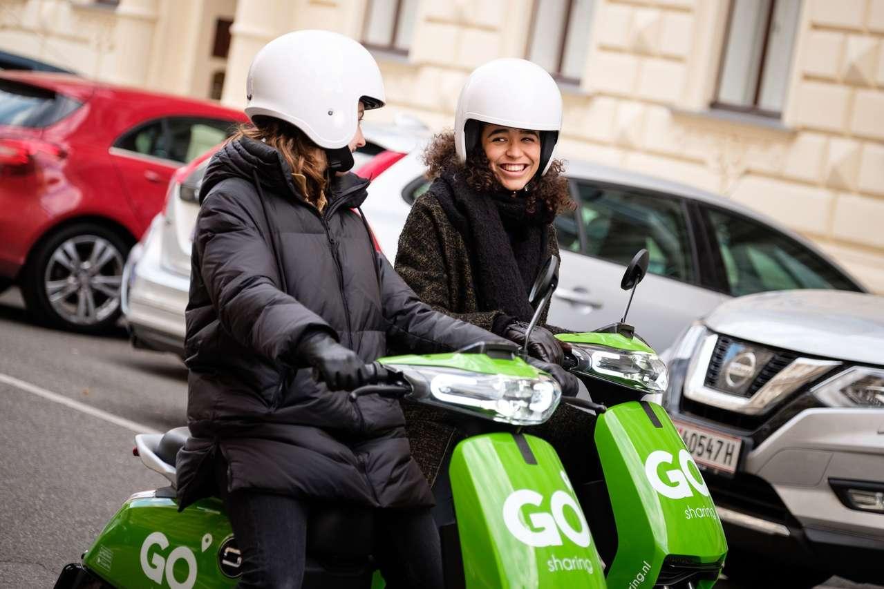 GO-Sharing will auf 500 Roller in Wien aufstocken