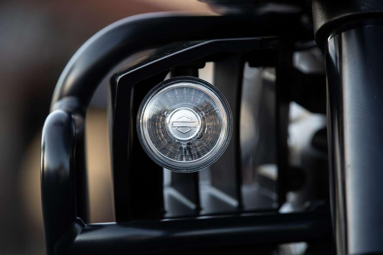 Manche Details erinnern an die Cruiser von Harley