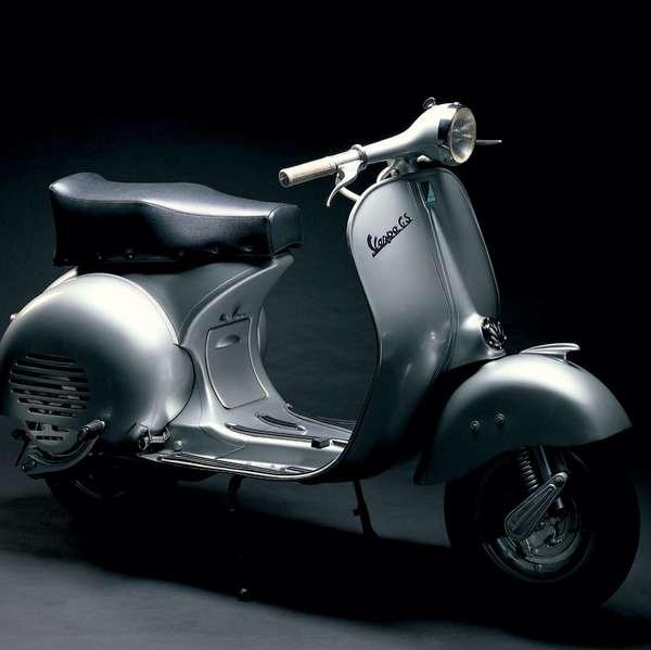 1955: Vespa 150 GS