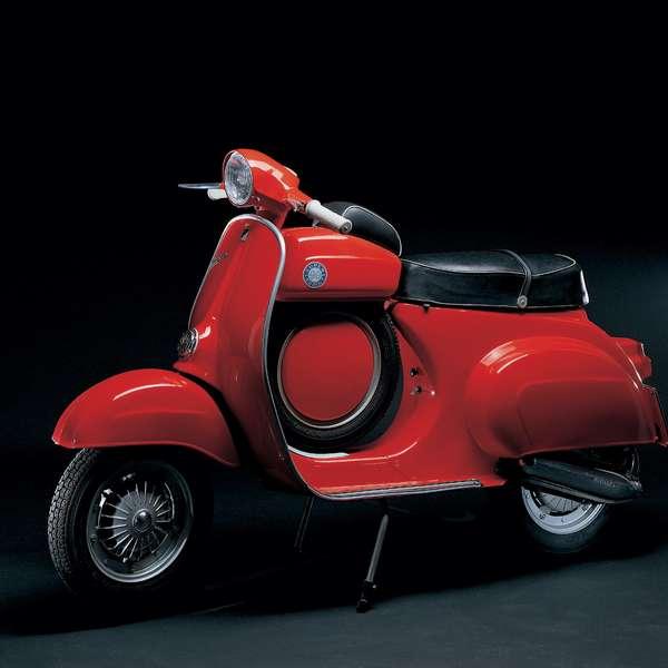 1966: Vespa 90 SS