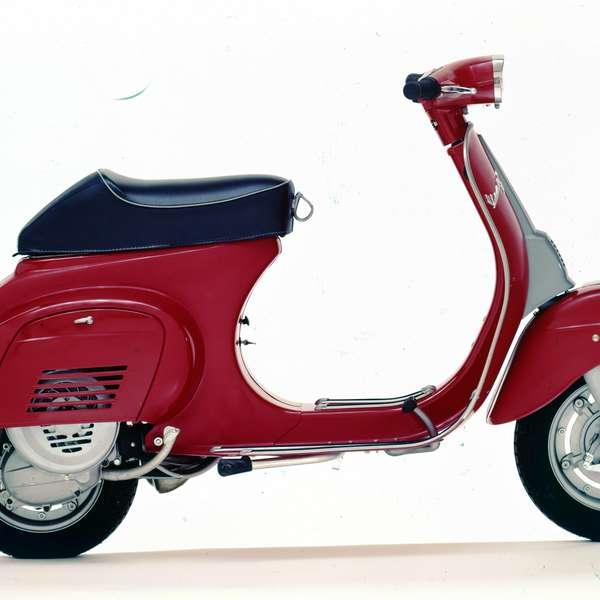 1969: Vespa Special