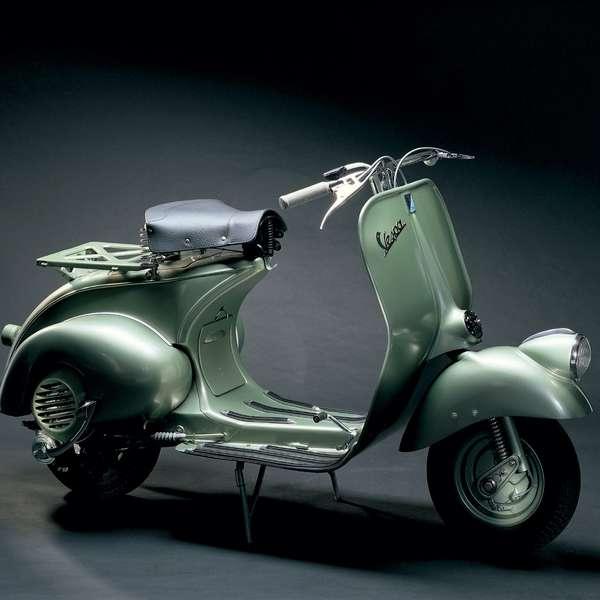 1948: Vespa 125