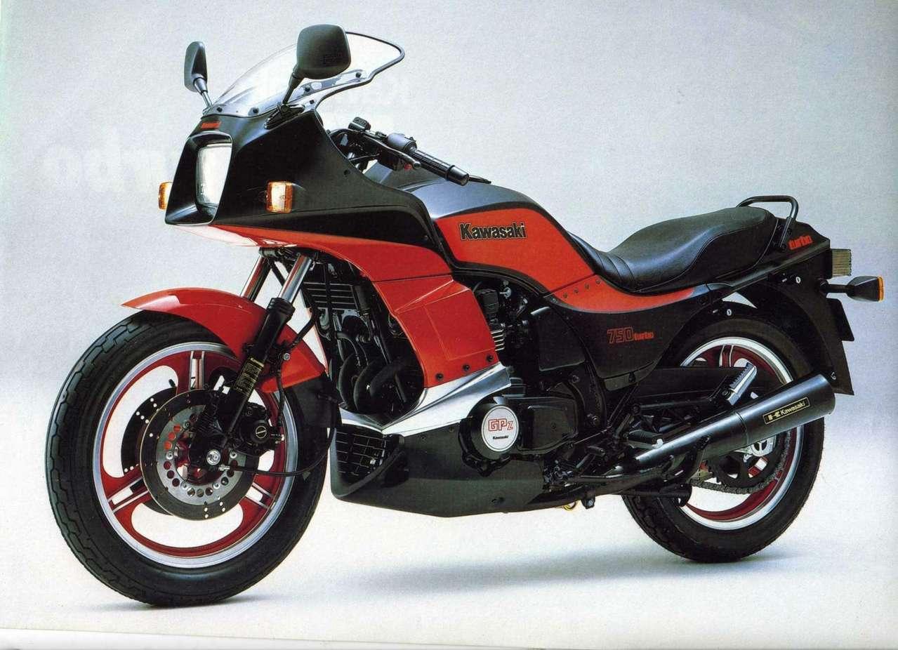Kawasaki Z 750 Turbo