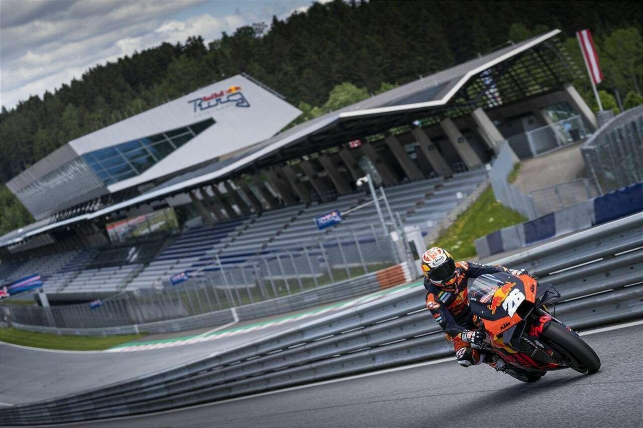 Mit Wildcard am kommenden Wochenende mit dabei: Dani Pedrosa auf KTM RC16