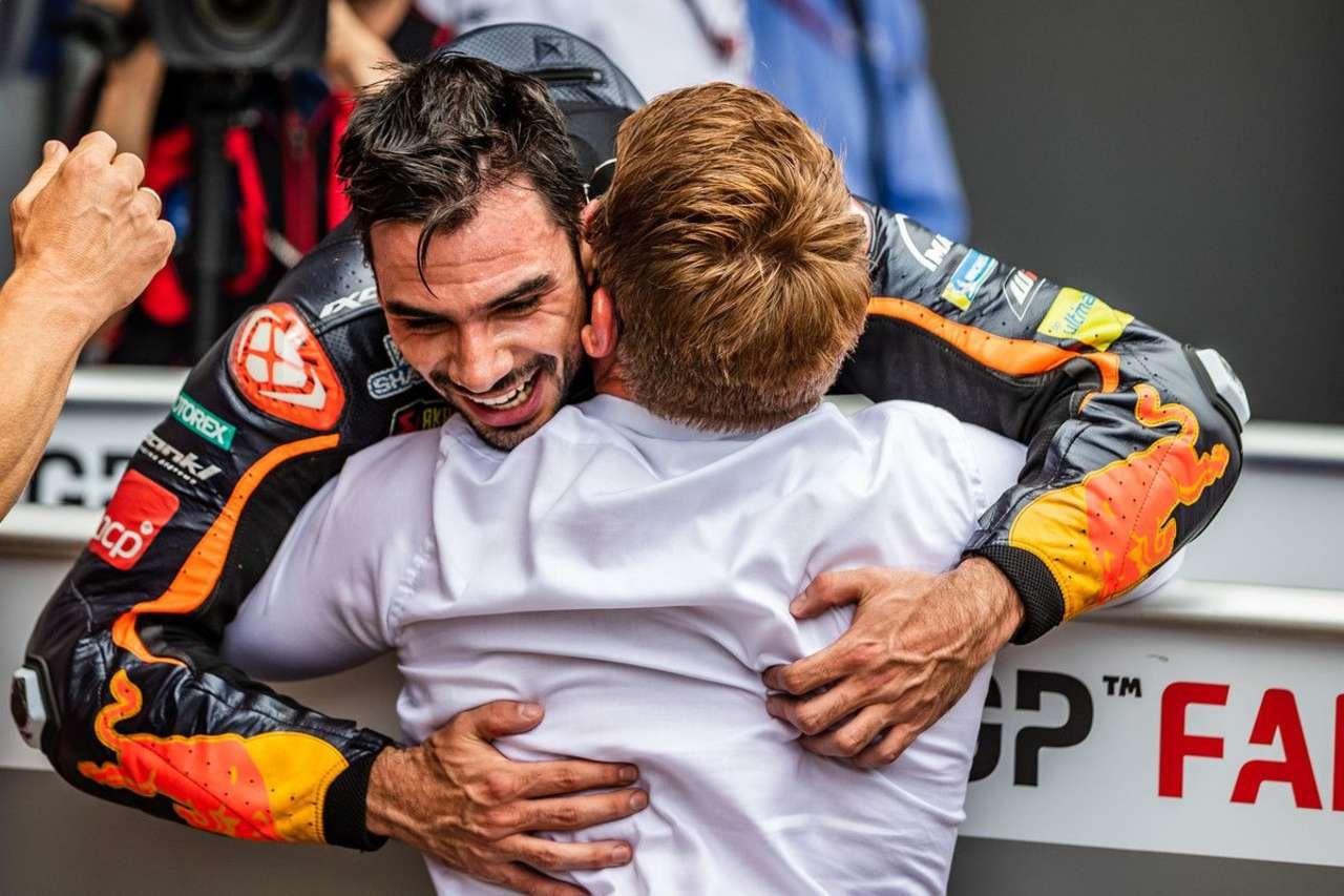 Kann Miguel Oliveira nach seinem Sieg in Barcelona auch in Österreich triumphieren und den vierten Podestplatz 2021 erkämpfen?