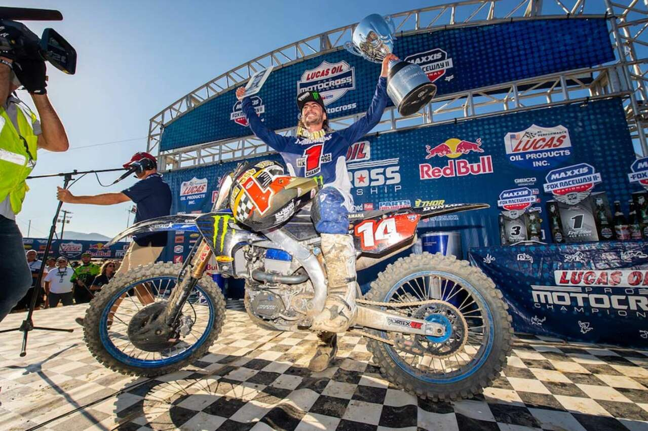 450er-Champion Dylan Ferrandis aus Frankreich. Foto: Align Media