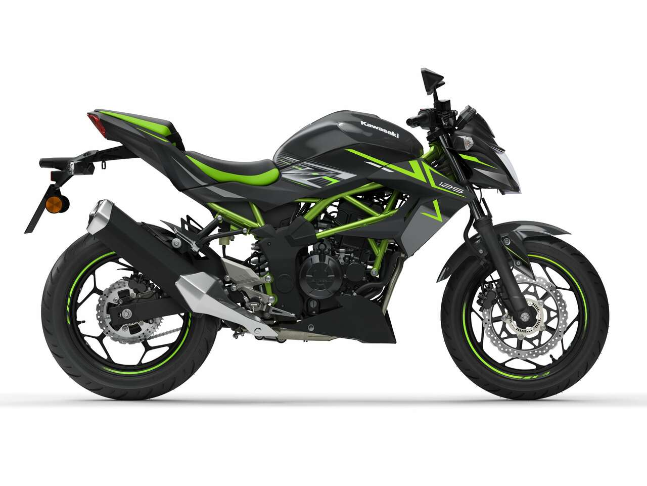 Candy Lime Green/ Metallic Spark <br/>Black