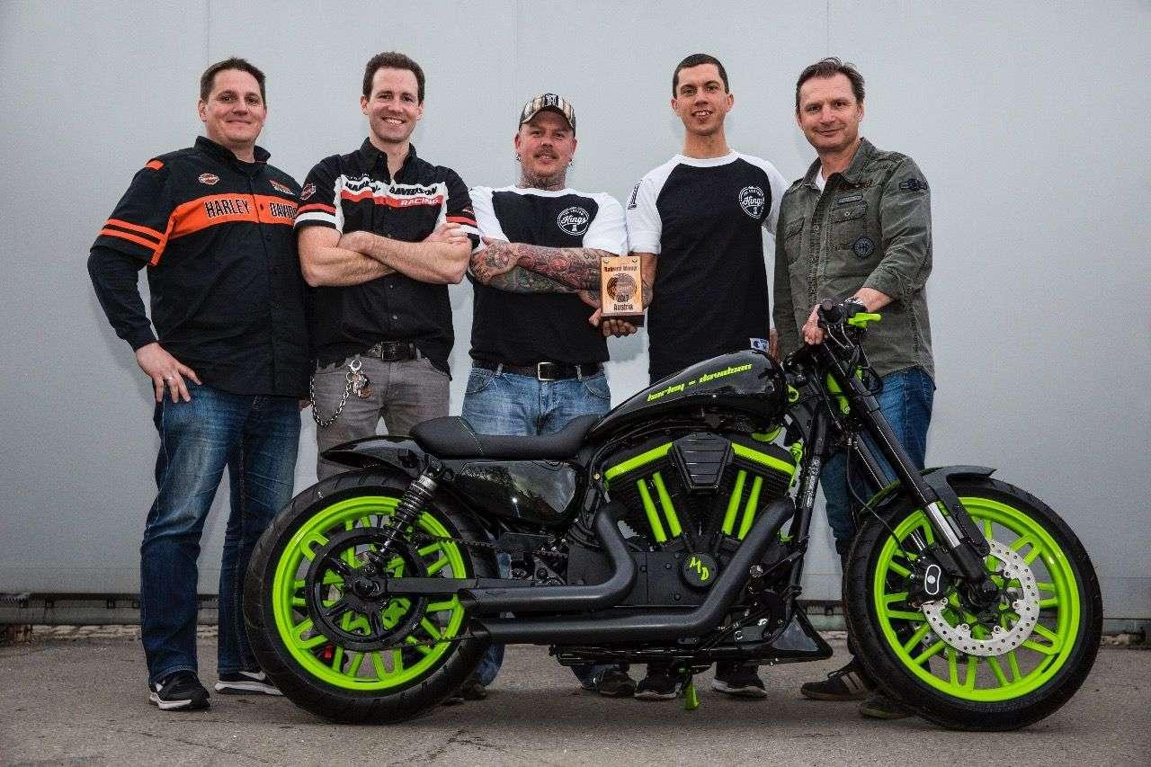Harley Gewinnen