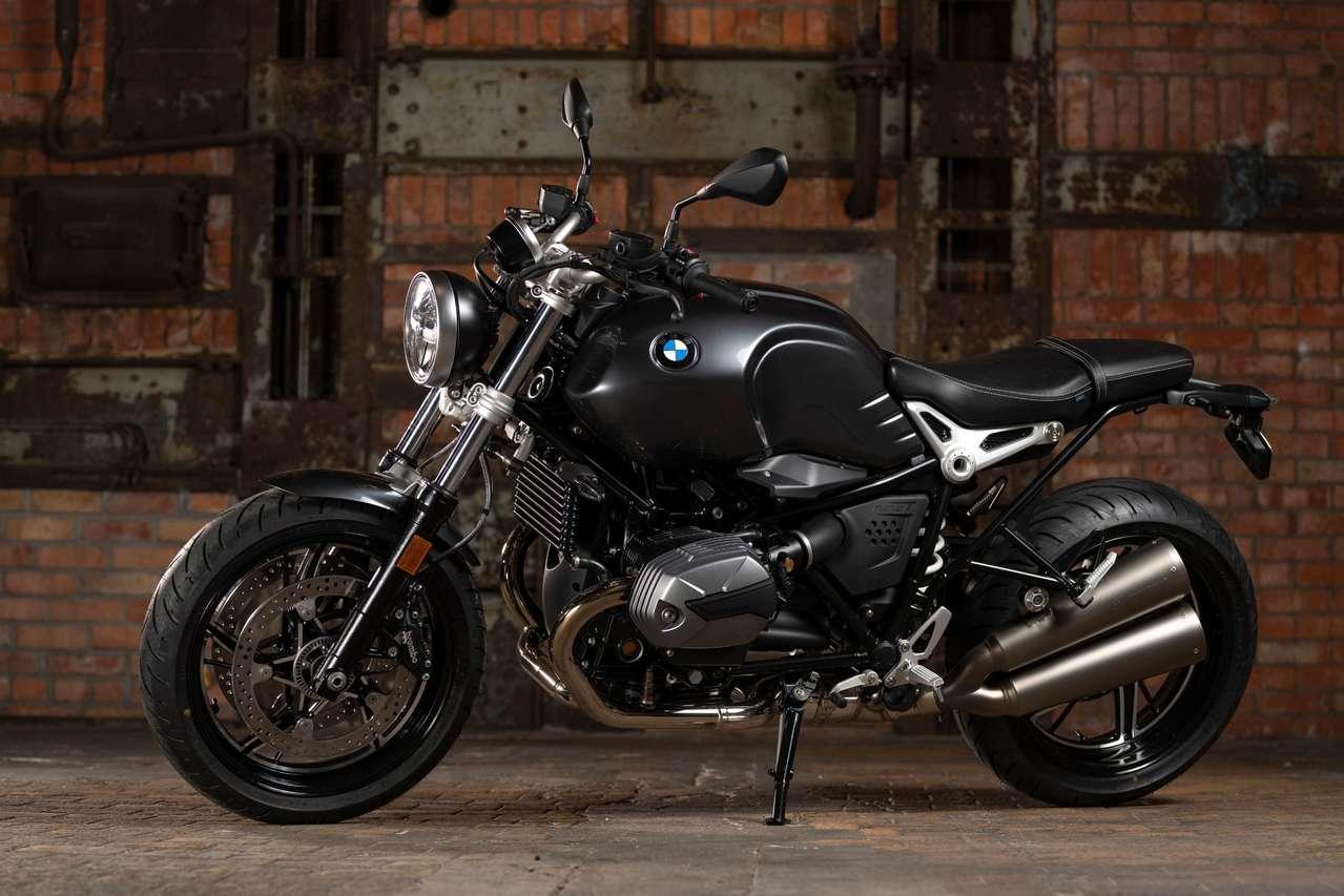 BMW R nineT Scrambler - Alle technischen Daten zum Modell